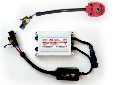 Баласт D2S/D2R малък 12V 55W AC Xenon Express Turbo