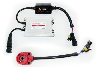 Баласт D2S/D2R малък 24V 35W AC Xenon Express