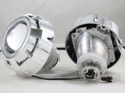 G9 - биксенон прожектори за вграждане във фарове, с крушки 35W от AC тип, комплект за автомобил, 12 месеца пълна гаранция