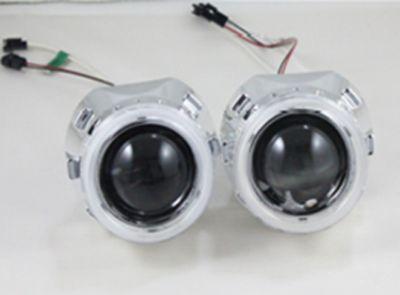 G261 - биксенон прожектори за вграждане във фарове, с крушки 35W от AC тип, комплект за мотоциклет, 12 месеца пълна гаранция