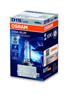 Крушка D1S 35W AC Osram Xenarc Cool Blue Intense