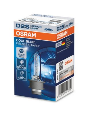 Крушка D2S 35W AC Osram Cool Blue Intense