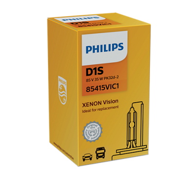 Крушка D1S 35W AC Philips Vision