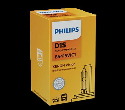 Крушка D1S 35W AC Philips Vision