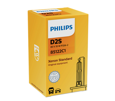 Крушка D2S 35W AC Philips Vision
