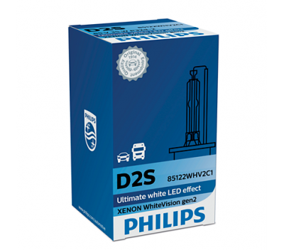 Крушка D2S 35W AC Philips White Vision gen2