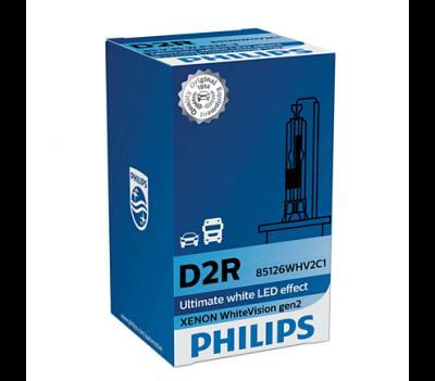 Крушка D2R 35W AC Philips White Vision gen2