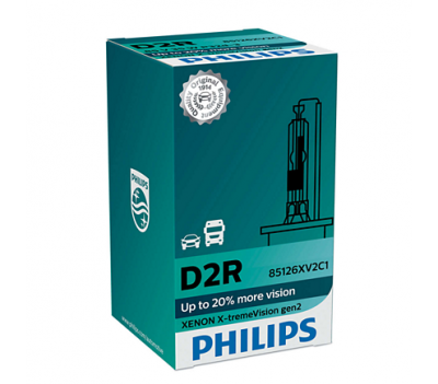 Крушка D2R 35W AC Philips X-treme Vision gen2