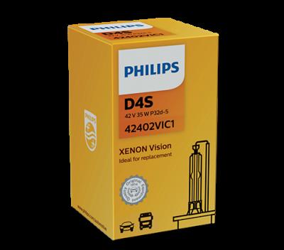 Крушка D4S 35W AC Philips Vision