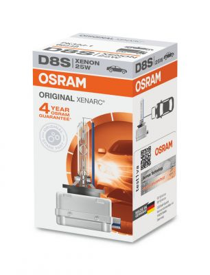 Крушка D8S 25W AC Osram Xenarc Original