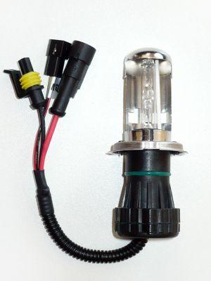 Крушка H4 55W AC биксенон RayTech