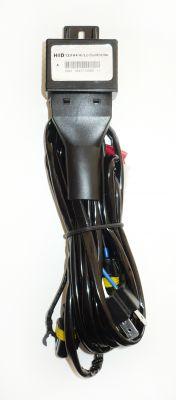 Окабеляване за автомобилна биксенон система с контролер (за два фара) 12V – за крушки H4, HB5/9007, H13/9008, HB1/9004, HS1