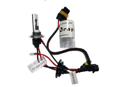 Крушка H7R 55W AC RayTech за рефлекторен фар