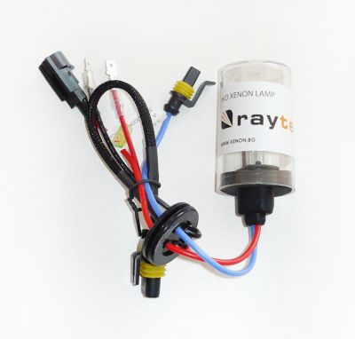 Крушка H1 35W AC RayTech