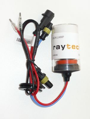 Крушка H11 35W AC RayTech