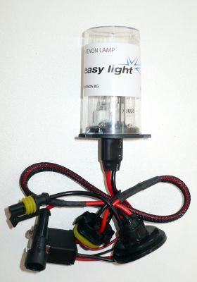Крушка H4 35W DC ксенон + халоген Easy Light