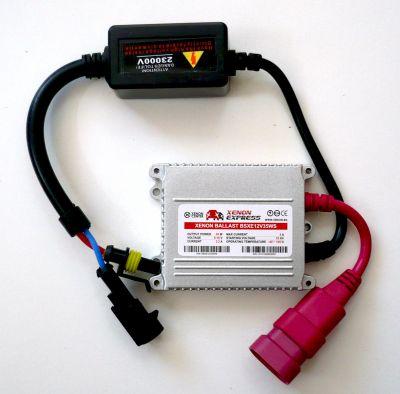 Баласт 12V 35W AC Xenon Express Slim