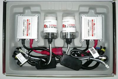Xenon Express HB1/9004 - Ксенон система HB1/9004 ксенон+халоген за кола AC тип 35W - 300% светлина, малки баласти, 12 м. пълна гаранция