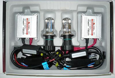 Xenon Express HB5/9007 - Ксенон система HB5/9007 биксенон за камион (автобус) 24V  AC тип 35W - 300% светлина, малки баласти, 12 м. пълна гаранция